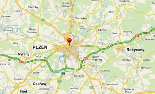 Nová pobočka v Plzni