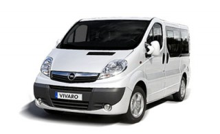 Opel Vivaro – bus 8+1