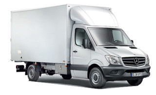 Mercedes Benz Sprinter – 20/21m<sup>3</sup>