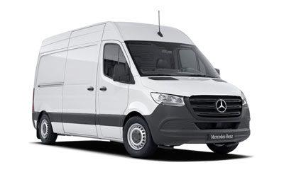 Mercedes Benz Sprinter – 11m<sup>3</sup>