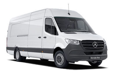 Mercedes Benz Sprinter – 15/17m<sup>3</sup>
