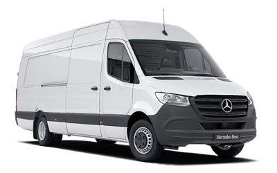 Mercedes Benz Sprinter – 15/17m<sup>3</sup>