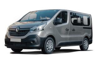 Renault Trafic – bus 8+1
